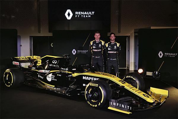 Капсульная коллекция F1 от Le Coq Sportif X Renault