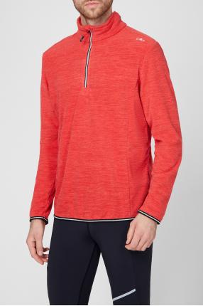 Чоловіча червона спортивна кофта 1