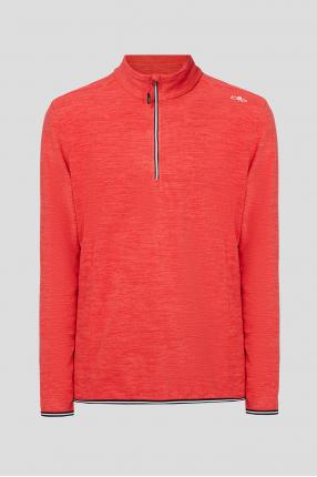 Чоловіча червона спортивна кофта