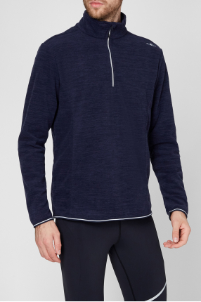 Чоловіча синя спортивна кофта 1
