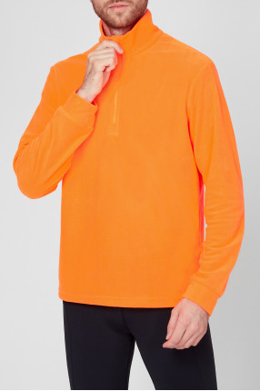 Мужская оранжевая спортивная кофта 1