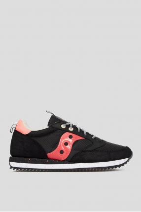 Черные кроссовки JAZZ PEAK