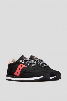 Черные кроссовки JAZZ PEAK 1