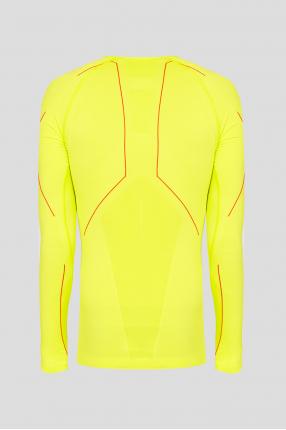 Мужской желтый термореглан 1