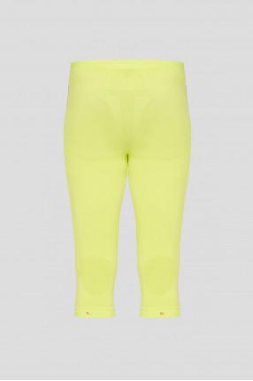Мужские желтые термокапри 1