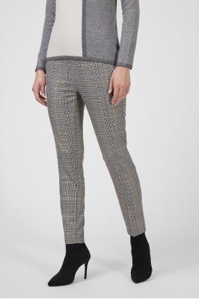 Женские брюки с узором 1