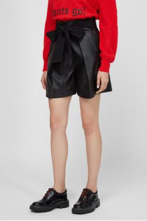 Женские черные шорты 1