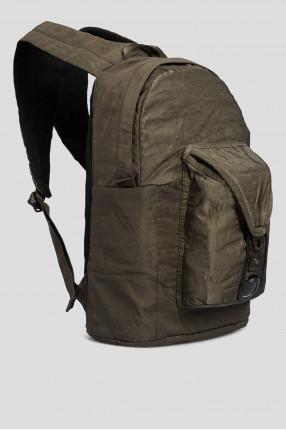 Мужской зеленый рюкзак 1