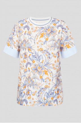 Женская блуза с узором