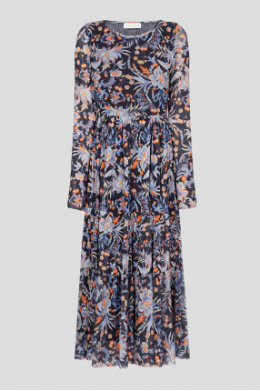 Женское платье с узором