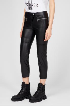 Женские черные брюки 1