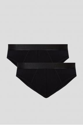 Мужские черные брифы (2 пары)