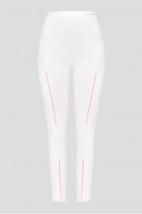 Женские белые термобрюки