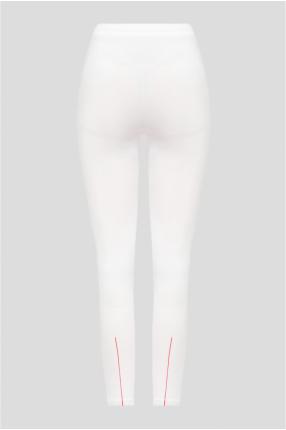 Женские белые термобрюки 1