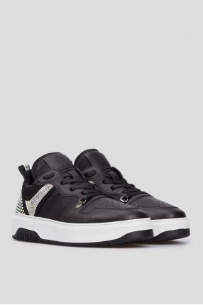 Женские черные кроссовки 1