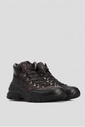 Мужские кожаные ботинки 1