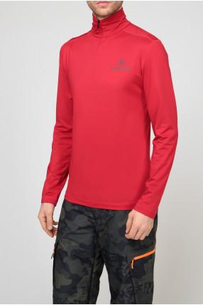 Мужская красная спортивная кофта 1