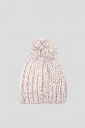 Женская шерстяная шапка 1