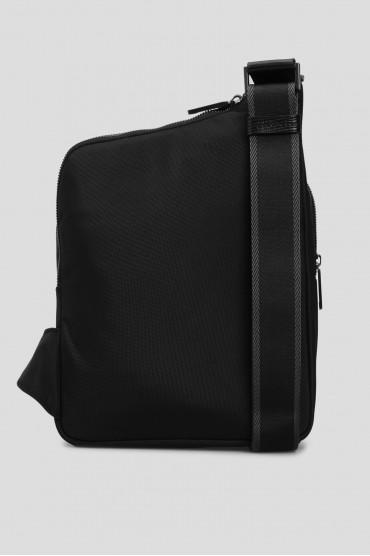Мужская черная сумка 2