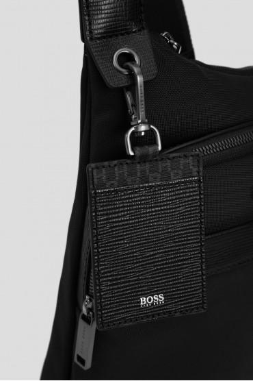 Мужская черная сумка 3