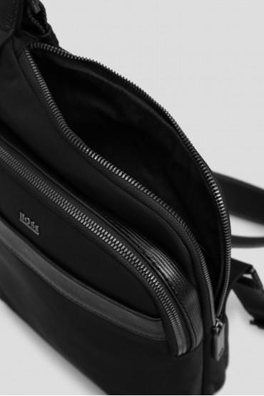 Мужская черная сумка 4