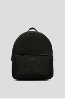 Чоловічий чорний рюкзак
