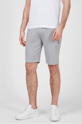 Мужские серые шорты 1