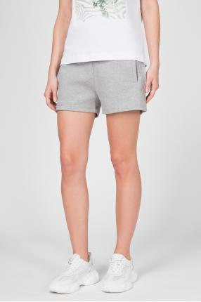 Женские серые шорты 1