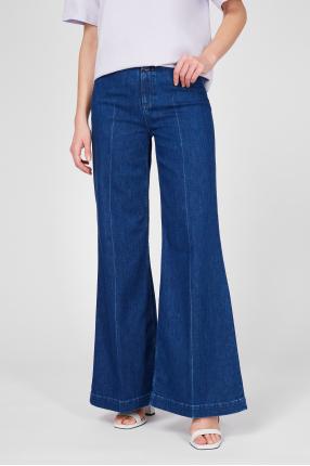 Жіночі сині джинси 1