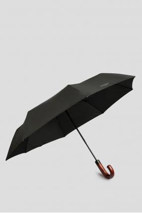 Мужской черный зонт 1