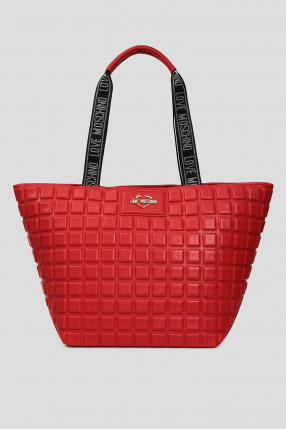 Жіноча червона сумка