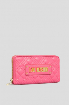 Женский розовый кошелек 1