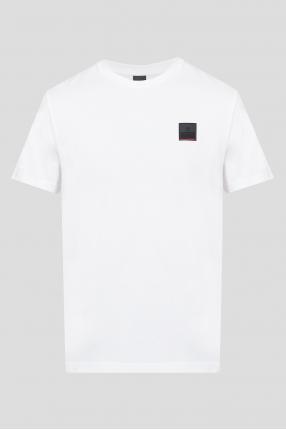 Мужская белая футболка