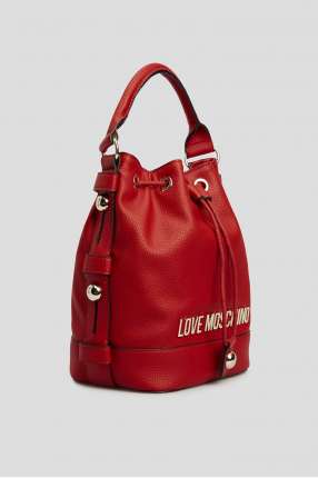 Женская красная сумка 1