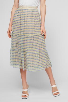 Женская юбка с принтом 1