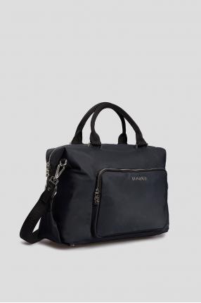 Темно-синяя сумка 1