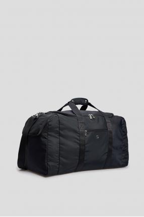 Темно-синяя дорожная сумка 1