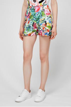 Женские шорты с принтом 1