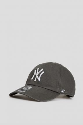 Темно-серая кепка 1