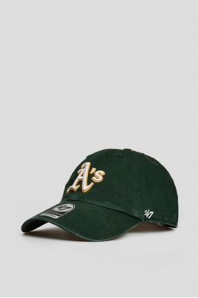 Зеленая кепка 1