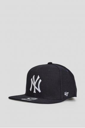 Темно-синя кепка 1
