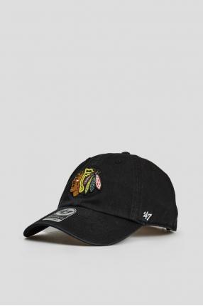 Чорна кепка 1