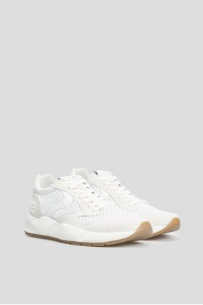 Мужские белые кроссовки 1