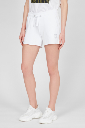 Женские белые шорты 1
