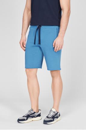 Мужские голубые шорты 1