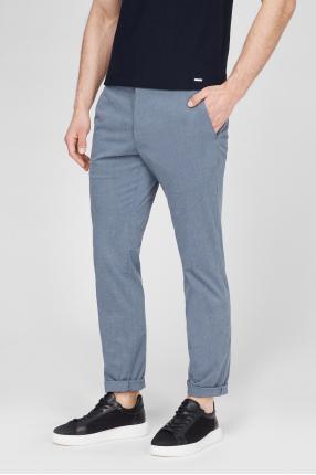 Мужские светло-синие брюки 1