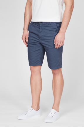 Чоловічі темно-сині шорти 1