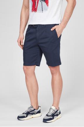 Мужские темно-синие шорты