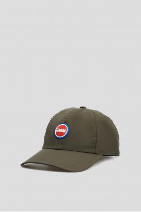 Мужская зеленая кепка 1