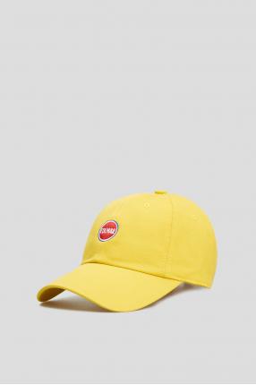 Мужская горчичная кепка 1